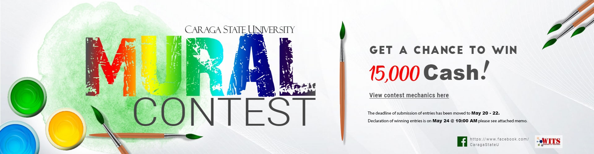 CSU 11th University Days Celebration - Mural Contest 2021