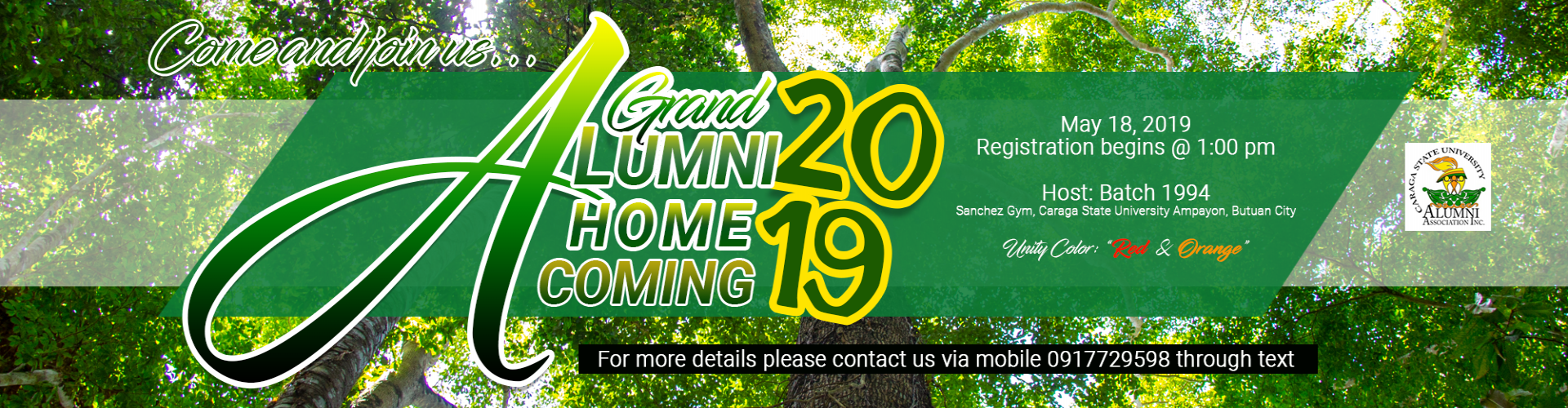 CSU Grand Alumni Homecoming 2019