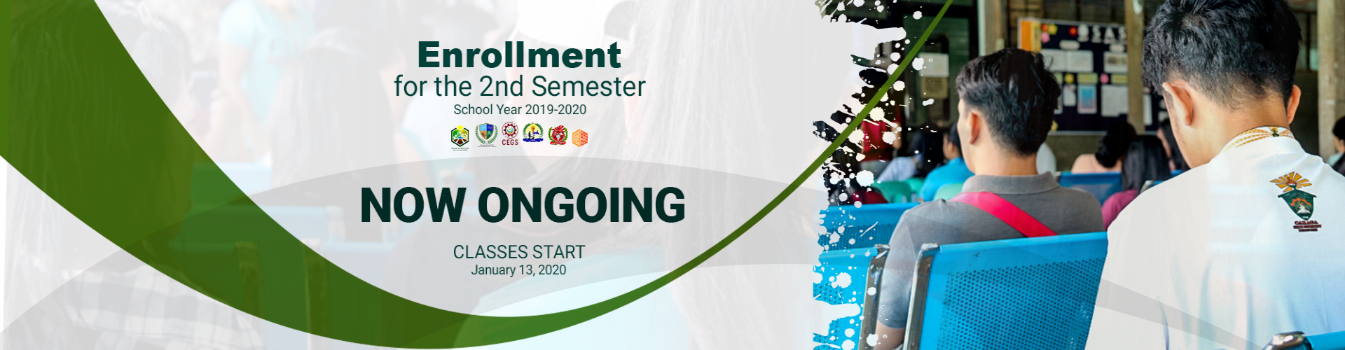 CSU Enrollment Announcement SY 2019-2020