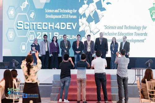 CSU holds 4th SciTech4Dev 2018 Fora