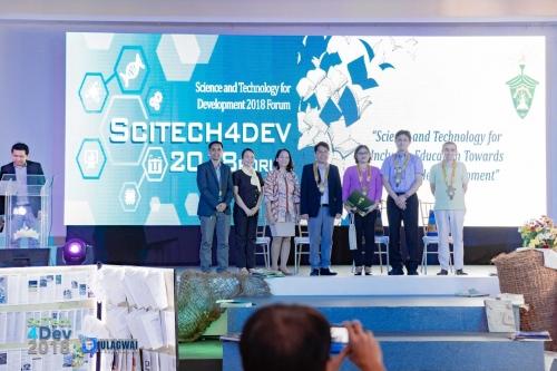 CSU holds 4th SciTech4Dev 2018 Fora