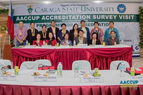 CSU Undergoes another Three-day Accreditation Survey Visit