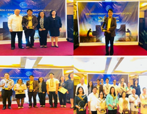 BSP Awards CSU as Outstanding Regional Partner for Knowledge Resource Network