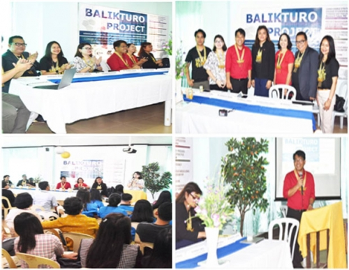 CSU Collaborates with AFTA thru its Balikturo Project