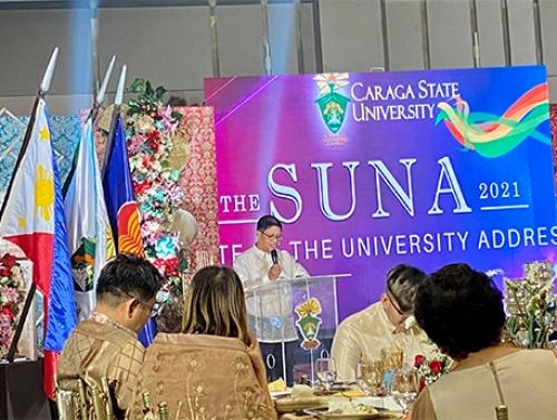CSU President Receives First HART Award of Distinction