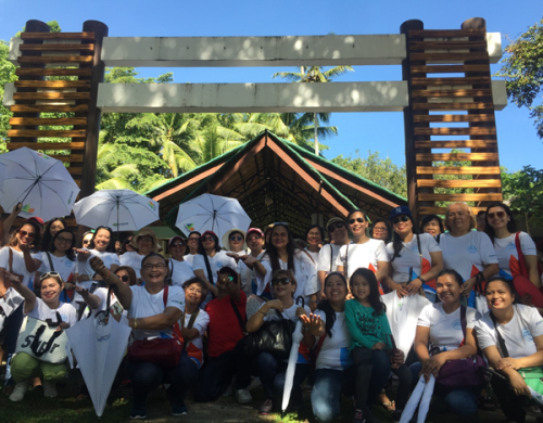 2019 Balik-Butuan Butuanons Plant and Hug Trees in CSU