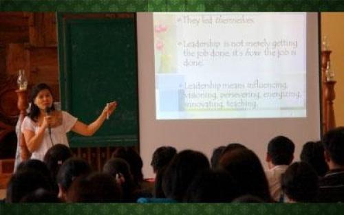 CS welcomes 2011 with Self-Awareness seminar-workshop