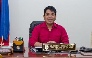 Dr. Anthony M. Penaso - CSU President