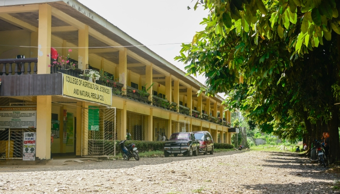 The College of Forestry and Environmental Science