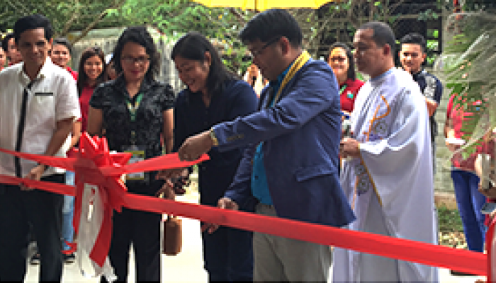 CEIT Spearheads the Opening and Blessing Of Mechatronics and Robotics Building