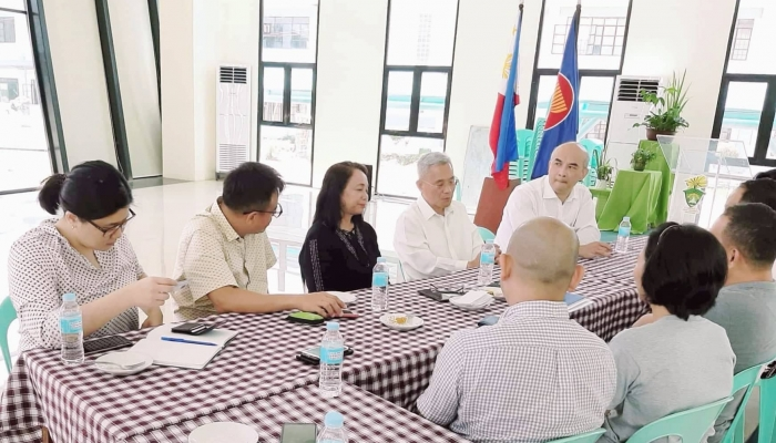 Taiwan's Minister Hsu Visits CSU to Confer about Smart City