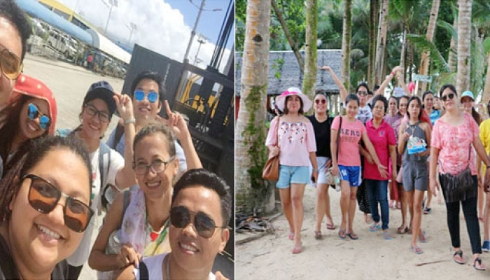 CSU Administrative Personnel Stride to Team Building 2018