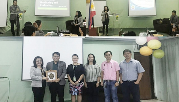 CSU Undergoes CHED Institutional Monitoring and Evaluation