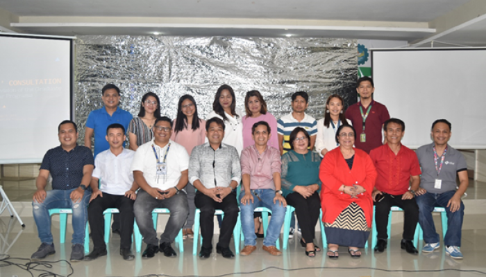 CSU Holds Stakeholders' Consultation of Revised Graduate Curricular Programs