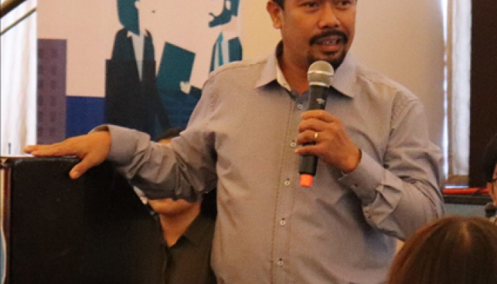 Dr. Tirso A. Ronquillo, PASUC President