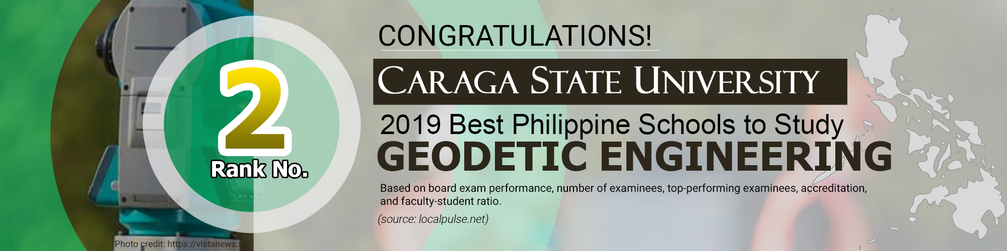 10 Best Philippine Schools to Study Geodetic Engineering for 2019