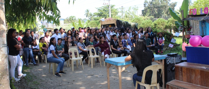 CEd conducted Film and Arts Festival
