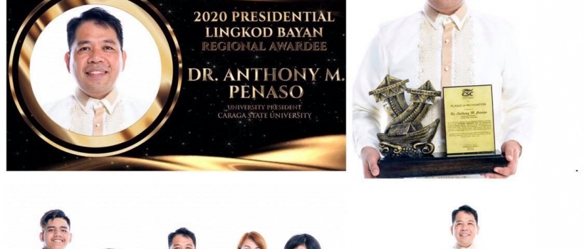 CSU President Scores Awards in 2020