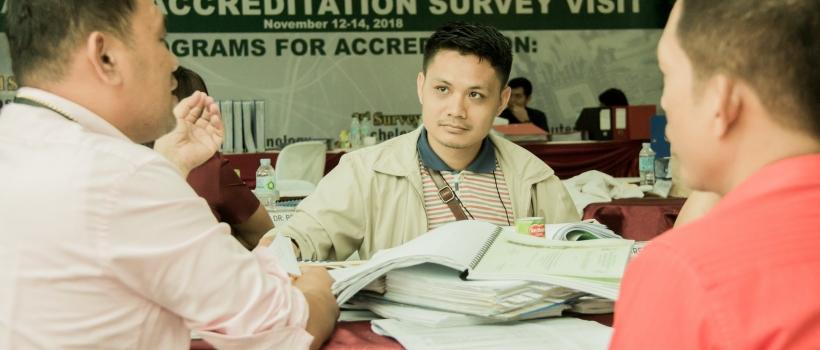 CSU Undergoes another Three-day Accreditation Survey Visit