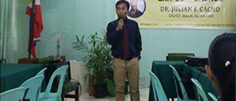 Balik Scientist program boosts CSU's Agricultural Engineering Research