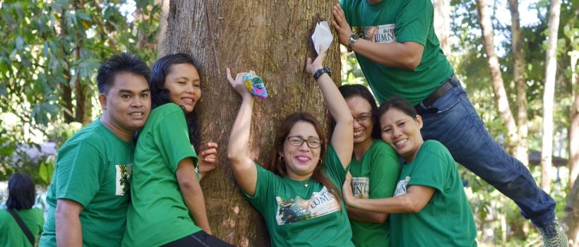 CSU Alumni Advocate Forest Bathing, Tree Hugging, and Trash Picking