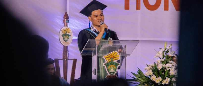 CSU Confers its First Summa Cum Laude