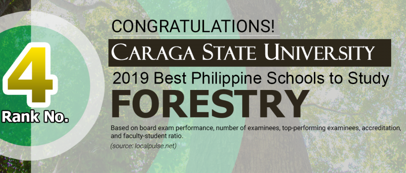 15 rank Best Forestry Schools in the Philippines for 2019