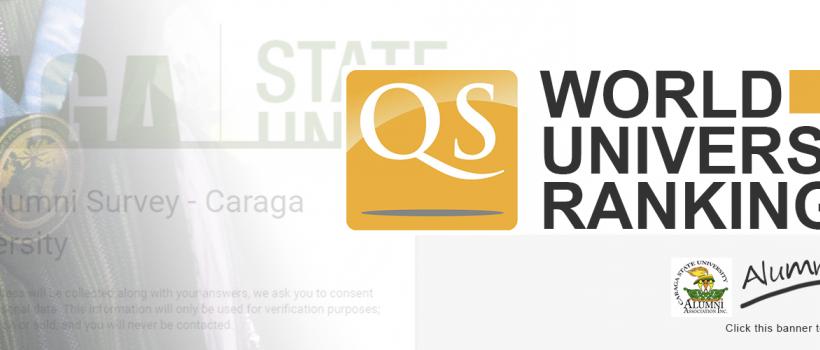 Click to fill up QS Stars Alumni Survey Form