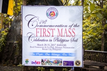 496th First Mass Celebration
