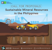 Photo Credits: DOST-PCIEERD and CSU Responsible Mining Program