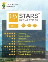 CSU is now a Quacquarelli Symonds (QS) 3-Star Institution