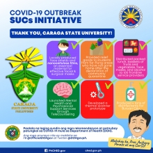 COVID-19 OUTBREAK SUCs INITIATIVE