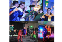 CSU Sparkles as it Celebrates 2019 Foundation Day, CSU President Penaso Renews Oath for Second Term