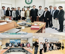 CSU Ties Up with Taiwanese Institutions