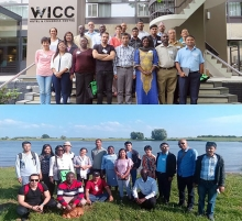EnviSci Faculty in Netherlands for Wetland Management Training