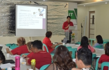 OVPAA Holds Workshop on 21st Century Skills Integration to all Curricular Programs