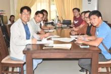 CSU signs MOA with Tubajon