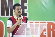 CHED Commissioner J. Prospero De Vera