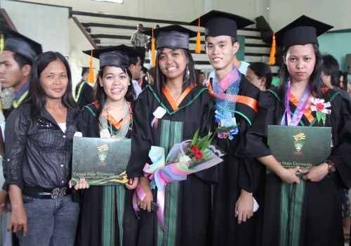 40th Commencement Exercises (CSU Main Campus)