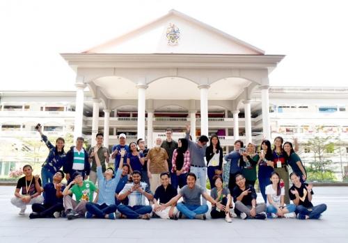 CSU-CAS Faculty trains on Wildlife Data Analysis in Malaysia
