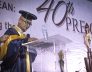 40th Pre-Commencement Exercises