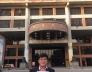Mr. Rashen Lou M. Omongos at the National Sun Yat-sen University, Kaohsiung City, Taiwan during the 2020 Taiwan-Philippines Bilateral Symposium on Chemical Science and Technology and Workshop on Chemical Science and Marine Technology.