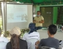 Dr. Romell A. Seronay, Project Leader, orient fisherfolks/crabber on lying-in hatchery of Blue Swimming Crab (BSC)