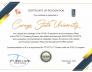 CSU's ITSO RECEIVES PLATINUM AWARD FROM IPOPHL